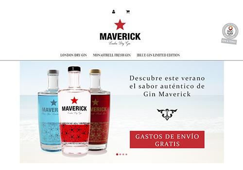 Gin Maverick